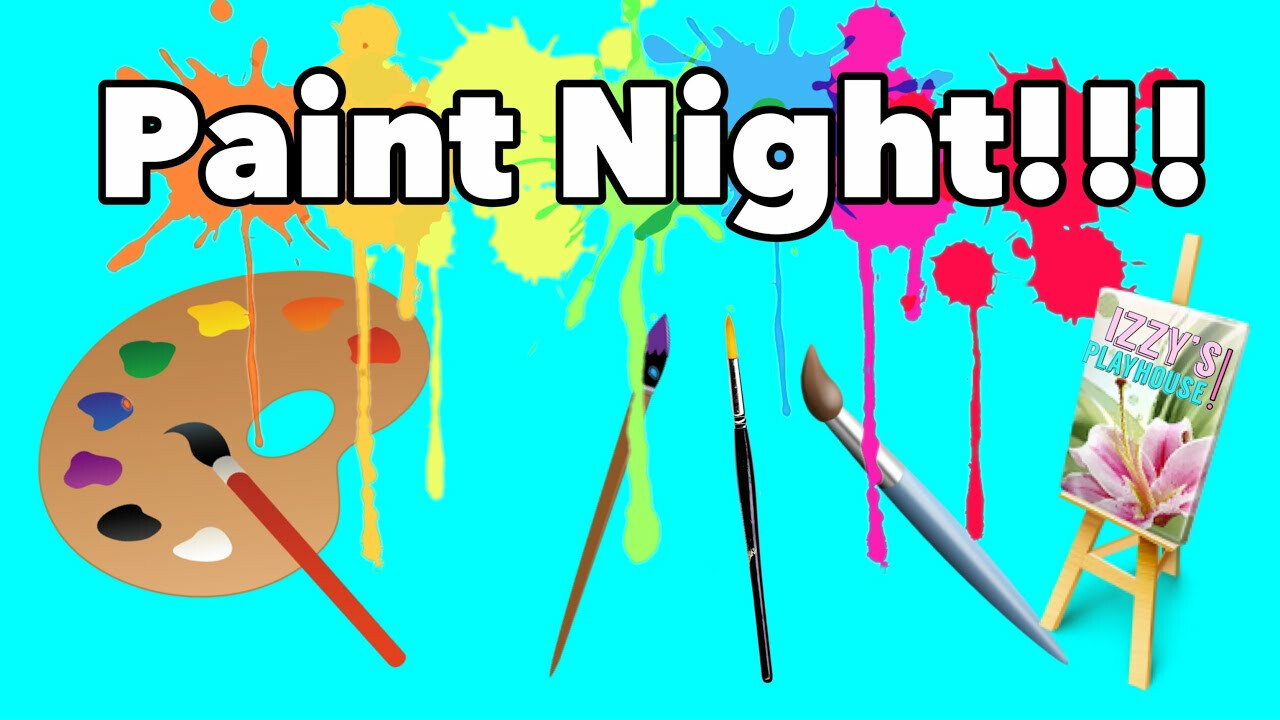 S'More Time - Kids' Paint Night